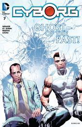 Cyborg (2015-) #7