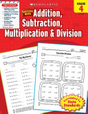 Success With Addition, Subtraction, Multiplication & Division