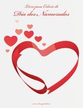 Livro para Colorir do Dia dos Namorados 1