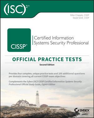 CISSP Official  ISC 2 Practice Tests PDF