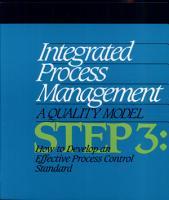 Integrated Process Management PDF