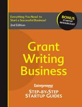 Grant-Writing Business: Step-by-Step Startup Guide