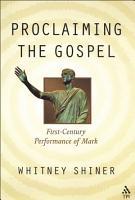 Proclaiming the Gospel PDF