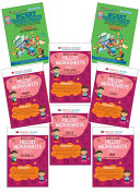 Oswaal NCERT & CBSE Exemplar Science & Mathematics with Pullout Worksheets Class 7 (Set of 8 Books) Hindi, English, Mathematics, Science, Social Science & Sanskrit (For 2021 Exam)