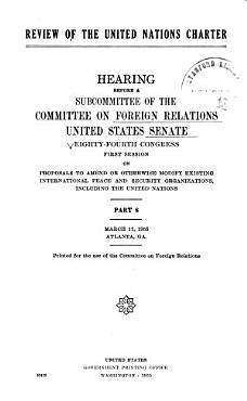 Review of the United Nations Charter PDF