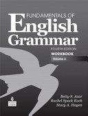 Fundamentals of English Grammar PDF