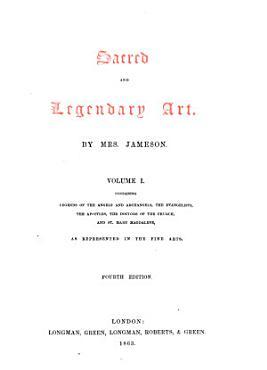 Sacred and Legendary Art PDF