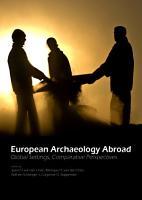 European Archaeology Abroad PDF