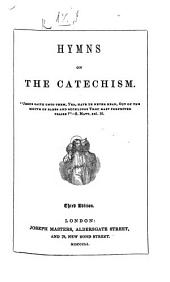 Hymns on the catechism. The advertisement signed: I. W., i.e. Isaac Williams