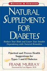Natural Supplements For Diabetes Book PDF