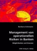 Management von operationellen Risiken in Banken PDF