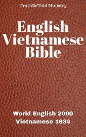 English Vietnamese Bible: World English 2000 - Vietnamese 1934