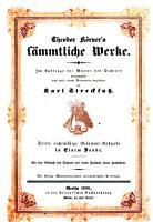 Theodor K  rner s    s  mmtliche Werke PDF