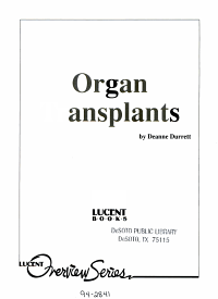 Organ Transplants PDF