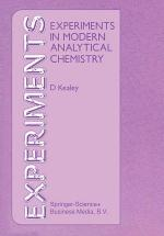 Experiments in Modern Analytical Chemistry