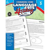 Common Core Language Arts 4 Today, Grade 5: Daily Skill Practice