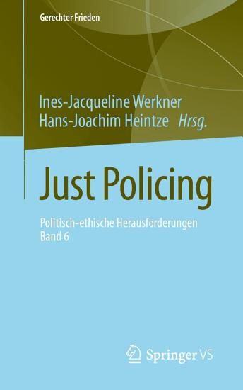 Just Policing PDF