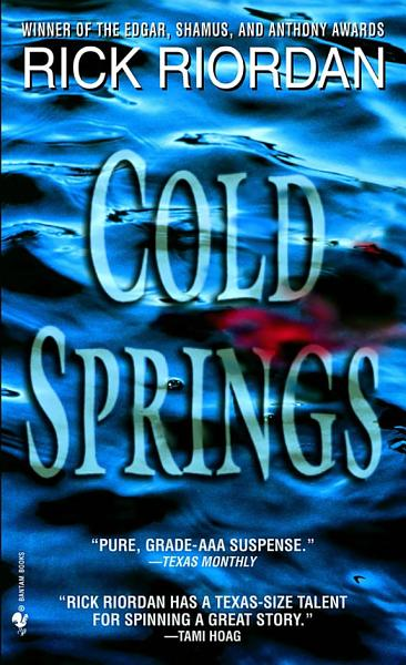 Download Cold Springs Book