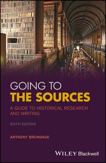 Going to the Sources Book