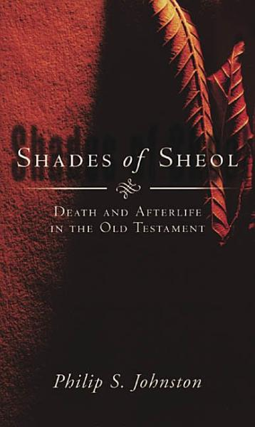 Download Shades of Sheol Book