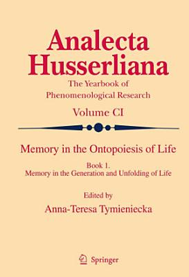 Memory in the Ontopoiesis of Life PDF