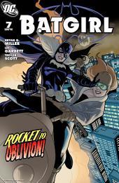 Batgirl (2009-) #7
