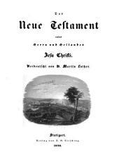 Das Neue Testament und der Psalter