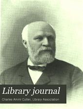 Library Journal: Volume 25