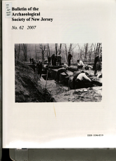 Bulletin of the Archaeological Society of New Jersey PDF