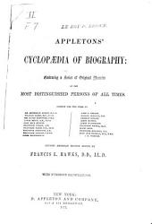 Appleton's Cyclopedia of Biography