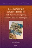 Re envisioning Jewish Identities PDF
