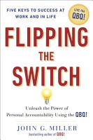Flipping the Switch    PDF