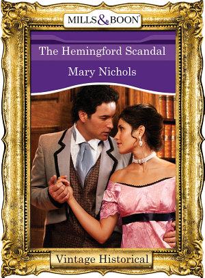 The Hemingford Scandal (Mills & Boon Historical) (Regency, Book 55)