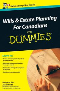 Wills and Estate Planning For Canadians For Dummies PDF