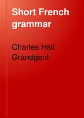 A Short French Grammar