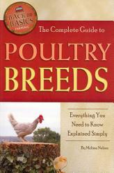 The Complete Guide To Poultry Breeds Book PDF
