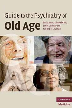 Guide to the Psychiatry of Old Age PDF