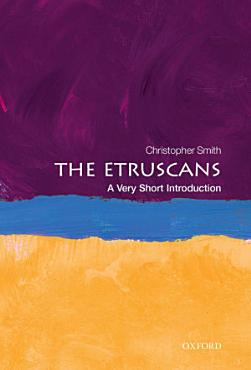 The Etruscans  A Very Short Introduction PDF