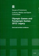 Olympic Games and Paralympic Games 2012