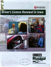Driver S License Renewal In Iowa
