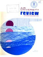 Air University Review