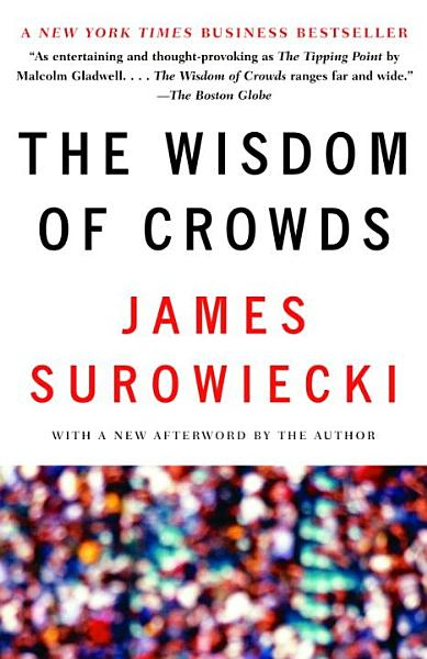 Download The Wisdom Of Crowds Book