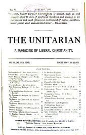 The Unitarian: Volume 6