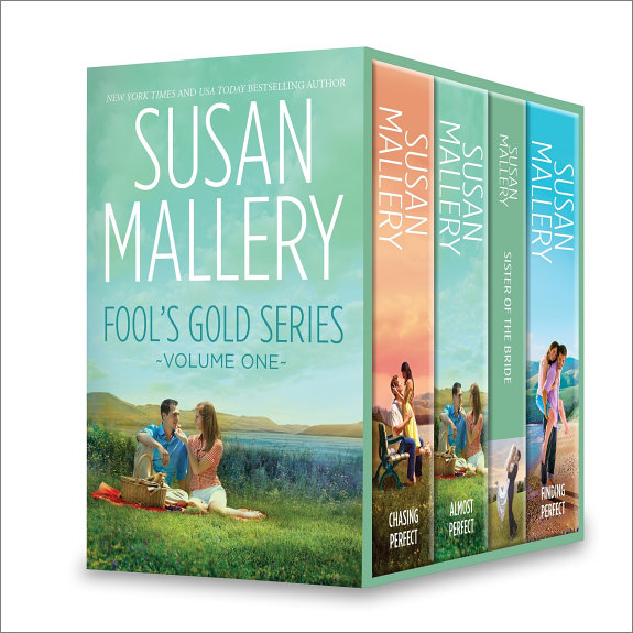 Susan Mallery Fool s Gold Series Volume One
