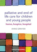 Palliative and End of Life Care for Children and Young People PDF