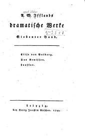A. W. Ifflands dramatische werke: Band 7