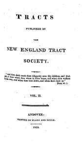 Publications of the American Tract Society: Volume 2