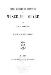 Chefs-d'oeuvre de peinture au Musée du Louvre