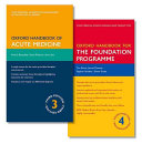 Oxford Handbook of Acute Medicine and Oxford Handbook for the Foundation Programme PDF