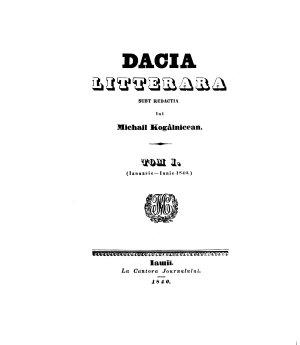 Dacia literar   PDF